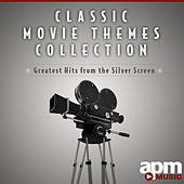 Classic Movie Themes Collection - Greatest Hits From the Silver Screen by 101 Strings Orchestra