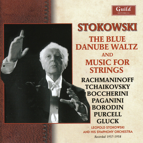 Stokowski - The Blue Danube Waltz & Music for Strings by Leopold Stokowski