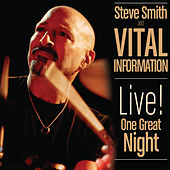 Live! One Great Night by Steve Smith