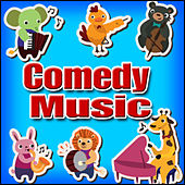Comedy Music Effects: Sound Effects by Sound Effects Library
