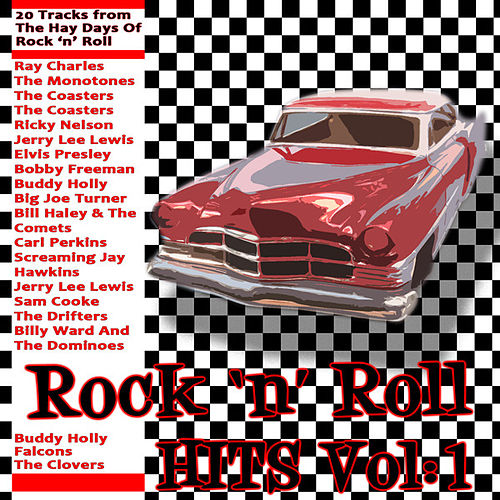 Rock 'n'  Roll Hits Vol 1 by Various Artists