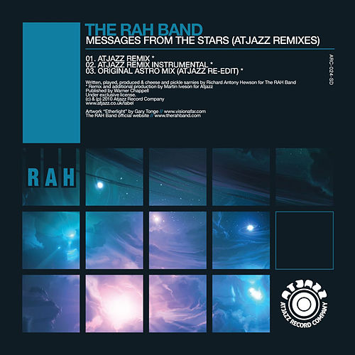 Messages From The Stars (Atjazz Remixes) by Rah Band