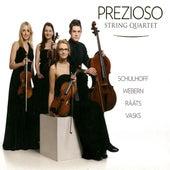 Prezioso String Quartet by Prezioso String Quartet
