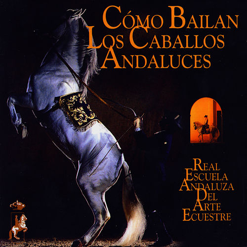 Spanish Flamenco Classical Symphony: Andalusia Dancing Horses by Manolo Carrasco