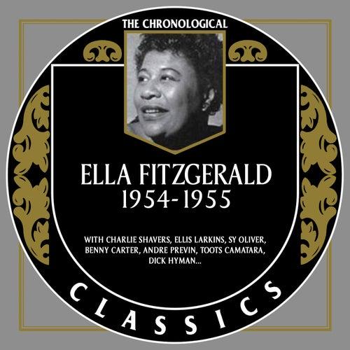 1954-55 by Ella Fitzgerald