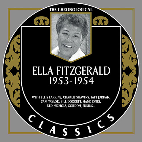 1953-54 by Ella Fitzgerald