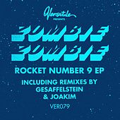 Rocket Number 9 EP by Zombie Zombie