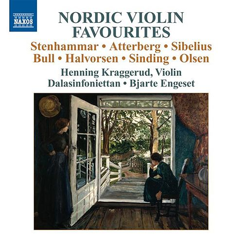 Nordic Violin Favourites by Henning Kraggerud