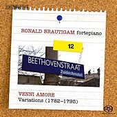 Beethoven: Complete Piano Works, Vol. 12 by Ronald Brautigam