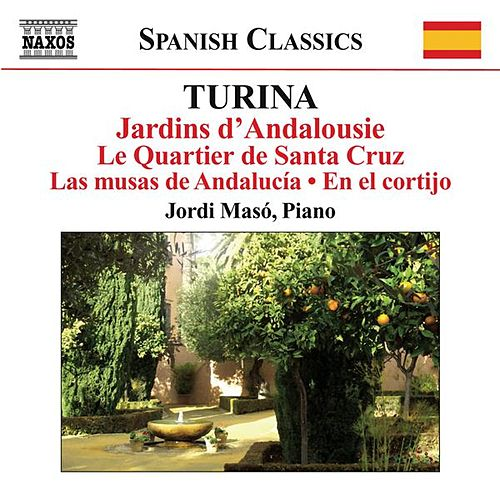 Turina: Piano Music, Vol. 8 by Jordi Maso