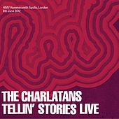 Tellin' Stories Live 2012 by Charlatans U.K.