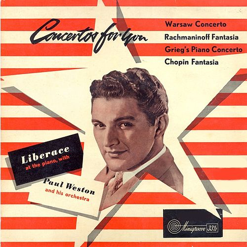 Concertos for You (Remastered) by Liberace