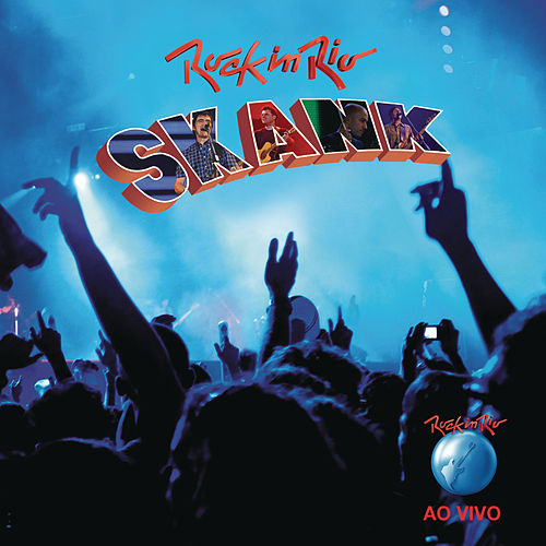Rock in Rio 2011 - Skank by Skank