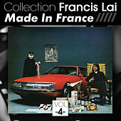 Collection Francis Lai: Made in France, Vol. 4 (Bandes originales de films) by Francis Lai