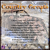 Country Greats, Vol. 4 by Various Artists