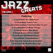 Jazz Greats, Vol. 1 by Various Artists