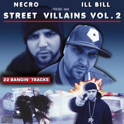 Street Villains Vol. 2 by Necro