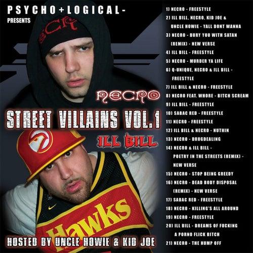 Street Villains Vol. 1 by Various Artists