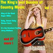 The King's and Queens of Country Music, Volume One by Various Artists