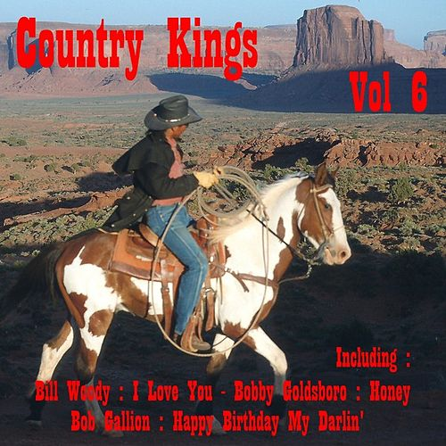 Country Kings, Volume Six by Various Artists