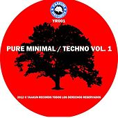 Pure Minimal / Techno Volumen 1 by Various Artists