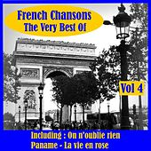French Chansons the Very Best of, Volume 4 by Various Artists