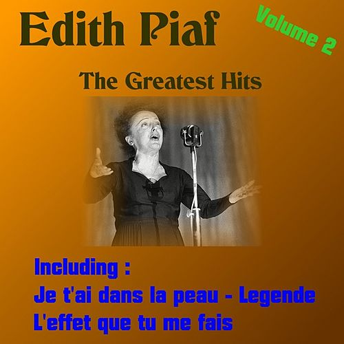 The Greatest Hits, Volume 2 by Edith Piaf