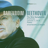 Beethoven : Symphonies Nos 1 - 9 & Overtures by Various Artists