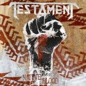 Native Blood von Testament