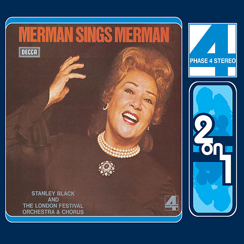 Merman Sings Merman/Ethel's Ridin' High by Ethel Merman
