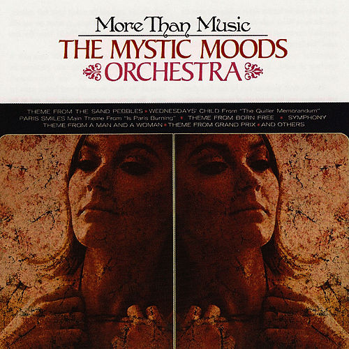 More than Music von Mystic Moods Orchestra