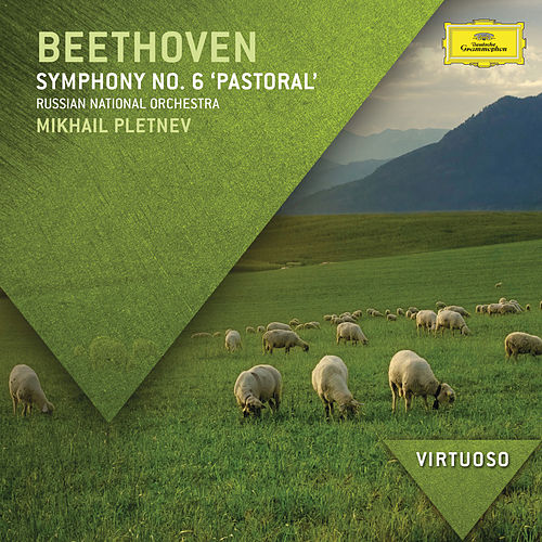 Beethoven: Symphony No.6 - 'Pastoral'; Symphony No.8 by Russian National Orchestra