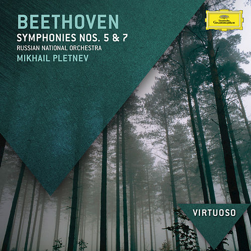 Beethoven: Symphony Nos. 5 & 7 by Russian National Orchestra