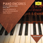 Piano Encores by Various Artists