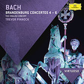 Bach, J.S.: Brandenburg Concertos Nos.4 - 6 by The English Concert