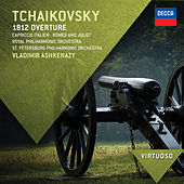 Tchaikovsky: 1812 Overture; Capriccio Italien; Romeo & Juliet by Various Artists