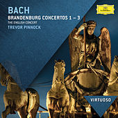 Bach, J.S.: Brandenburg Concertos Nos.1 - 3 by The English Concert