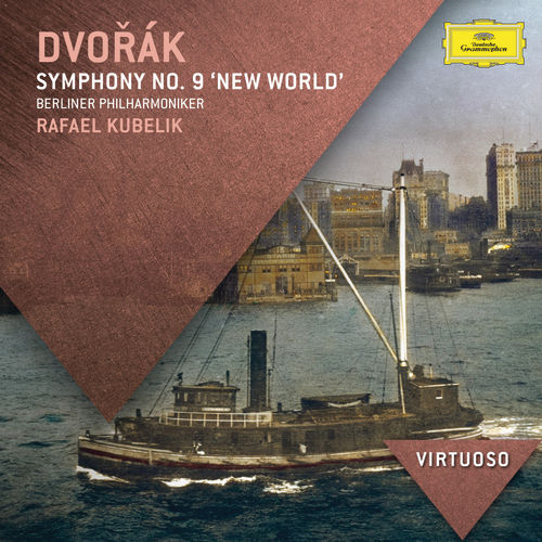 Dvorak: Symphony No.9 'New World' by Various Artists