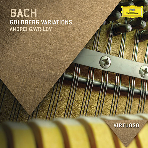 Bach, J.S.: Goldberg Variations by Andrei Gavrilov