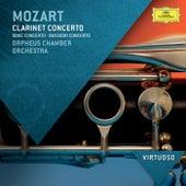Mozart: Clarinet Concerto; Oboe Concerto; Bassoon Concerto by Various Artists
