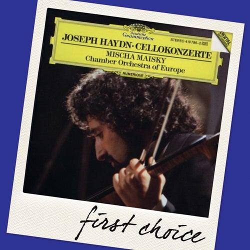 Haydn: Cellokonzerte by Mischa Maisky