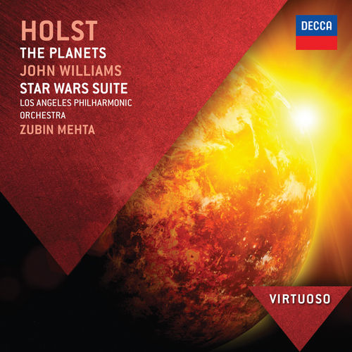 Holst: The Planets / John Williams: Star Wars Suite by Various Artists