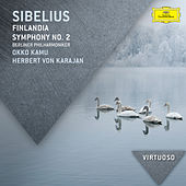 Sibelius: Finlandia; Symphony No.2 by Various Artists