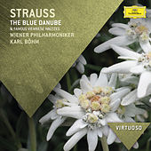 Strauss, J.: The Blue Danube & Famous Viennese Waltzes by Various Artists