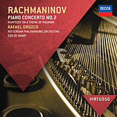 Rachmaninov: Piano Concerto No.2; Rhapsody on a theme of Paganini by Rafael Orozco