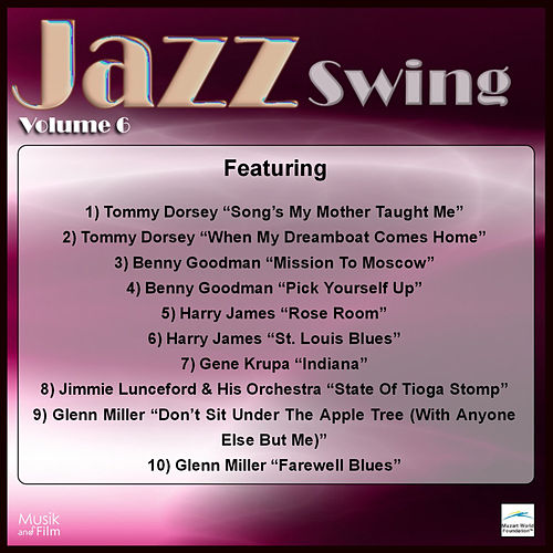 Jazz Swing, Vol. 6 by Various Artists