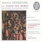 Arthur Honegger: La Danse des Morts / Nocturne / Pastorale d'été by Various Artists