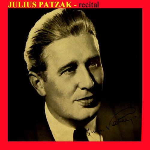 Recital von Julius Patzak