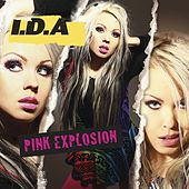 Pink Explosion by Ida