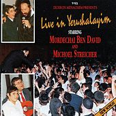 Live in Yerushalayim by Various Artists